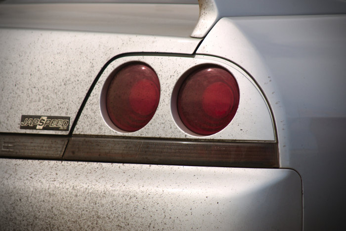 Skyline tail lights