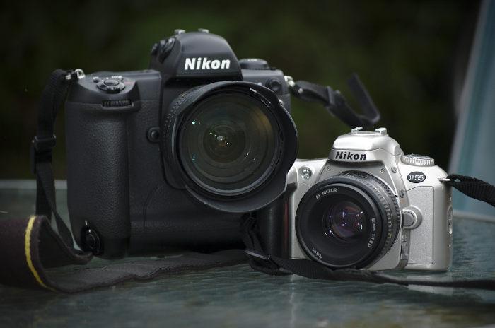 Nikon D1, by Lewis Collard