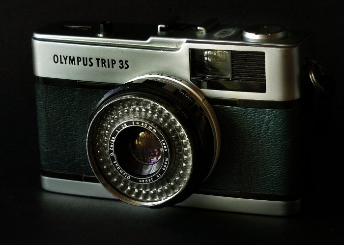 olympus trip 35 photos