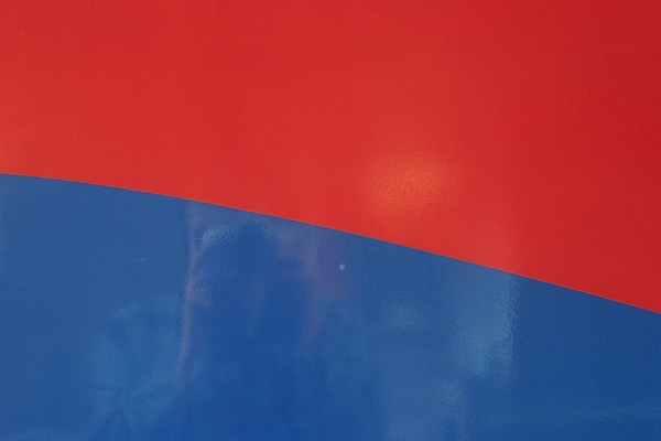 Red and blue, II