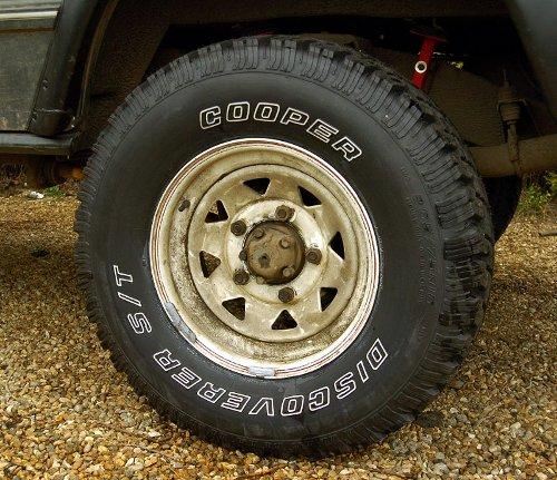 Www Land Rover: Steel Wheels: Land Rover Discovery Steel Wheels